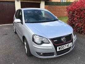 Volkswagen Polo 1.8 Turbo GTI 3dr Wonderful condition, one lady owner, all paperwork, 11 months MOT