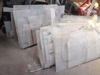 Correx plastic sheeting 3mm used sheeting , insulation, DIY, art