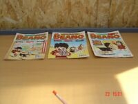 Beano Comics From 1996 to 1999. 50p Each. Can Post.