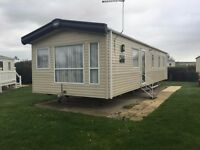 3 Bed Prestige Caravan for let on the Havens Orchards Holiday Village Clacton on sea