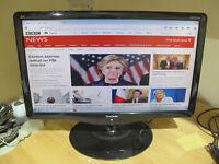 """Viewsonic VA1931 18.5"""" Widescreen LCD Monitor"""