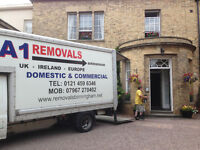 MAN AND VAN / HOUSE MOVES / HOUSE CLEARANCE / TAMWORTH / ANY DISTANCE / PACKING SERVICE / UK