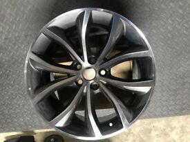 Jaguar XF 18 inch 10 Spoke Helix Wheel