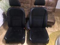 honda crv leather seats
