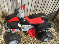 Rechargeable Kids Quad 12v! Bargain!!