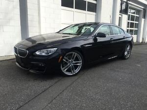 2013 BMW 650i Gran Coupe xDrive M Sport! Local! Rates as low as