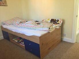 Gorgeous sturdy single beds