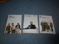 OFFICE DVD COMPLETE 1ST SERIES/2ND SERIES/XMAS