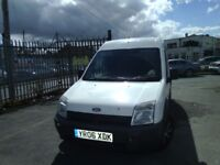FORD TRANSIT CONNECT 1.8 TDCI HIGH ROOF CREW CAB NO VAT