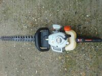 Echo professional heavy duty petrol hedge cutters (Newick)