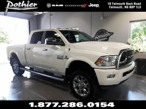 2017 Ram 2500 Longhorn | DIESEL | LEATHER | HEATED SEATS |