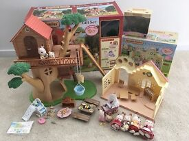 Sylvanian Families Bundle Boxed - Great Christmas Present