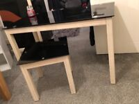 Dressing Table and Side Table Brand New