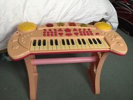 Mini Electronic Organ Piano