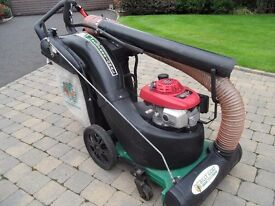 Billy Goat leaf Vacuum Lawn Blower Hoover Lawnmower Garden Yard Hedge Cutter Self Propelled Trimmer