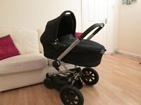 Quinny Buzz pushchair & dreamy carrycot