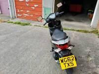 Honda vision 50cc 4 stroke