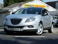 Chrysler Delta 2.0 M-Jet Limited 5dr (grey) 2011