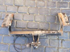 Vauxhall Vectra Tow Bar With Electronic Box Witter
