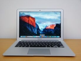 "MACBOOK AIR 2015 1.6 GHz 2.7 11.6"" inch i5 128GB SSD New Condition"