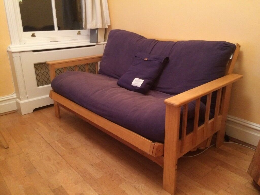 Futon Company Two Seater Sofa Bed In Maida Vale London Gumtree