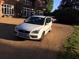 Ford Focus 1.6TDI Estate