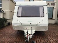 ABI Marauder 500ET four berth for quick sale, Ideal starter van includes two bunks and a double bed.