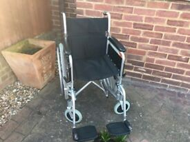 Wheelchair - used once