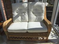 Conservatory Furniture, 6 Seat Suite - Excellent Condition