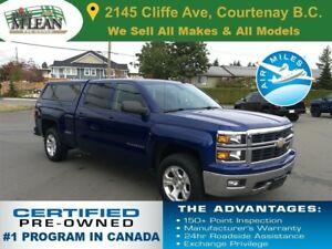 2014 Chevrolet Silverado 1500 LT Z71 Off-Road Package Heated Sea