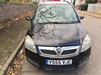 Vauxhall Zafira 1.8 i 16v Design 5dr. 7 seats , **** 11 Months Mot **** cambelt changed