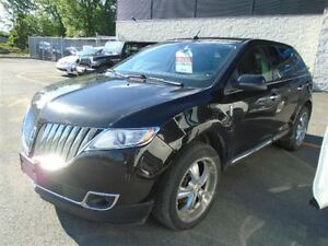 2011 Lincoln MKX LIMITED AWD MAGS TOIT PANO CUIR NAVI