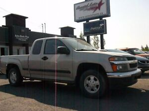 2004 Chevrolet Colorado Z71/ZQ8/LS ZQ8