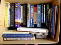 Christian / Theology books religion hard back soft cover student study