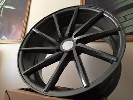 NEW 18 inch rims for BMW F10 F12 F13 F06 F30 E60 E61 Vossen style