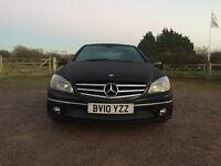Mercedes Benz CLC 180 Kompressor 2010 1.8 Petrol Automatic Black Fantastic Car