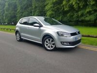 2013 Volkswagen Polo Match Edition 1.4 Petrol