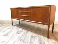 McIntosh Teak Sideboard Retro Vintage Mid Century Modern Credenza Dresser TV Unit Stand 2