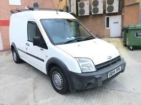 54 PLATE FORD TRANSIT CONNECT HIGH TOP 1.8 TDCI ONLY 90K VERY CLEAN NOT COMBO CADDY BERLINGO PARTNER