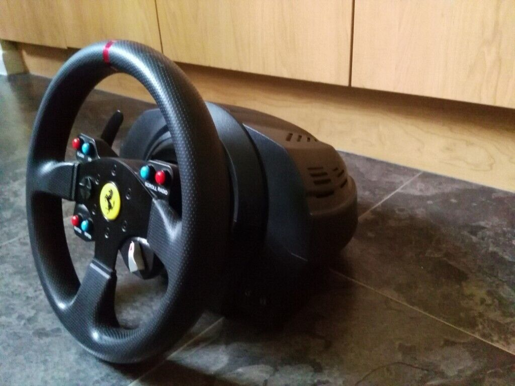 Thrustmaster T300 + TH8A Shifter | in Leicester, Leicestershire | Gumtree