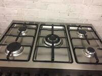 Range cooker gas and electric ovens DELONGHL 90 cm