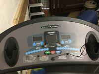 Vision Fitness T9450HRT Treadmill