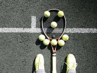 Tennis private or shared lessons
