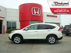 2014 Honda CR-V Touring New Brakes