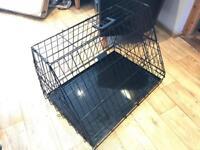 "30"" Ellie Bo Car Dog Crate"