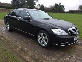 2011 MERCEDES-BENZ S350 BLUETEC B-FCY L CDI BLACK FULLY LOADED MINT CONDITION