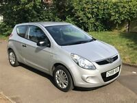 Hyundai i20 1.2 Classic 3dr, p/x welcome 6 MONTHS FREE WARRANTY