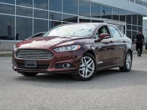 2016 Ford Fusion SE|Heated Leather Interior|Power Driver Seat