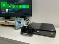Xbox One with Controller + Star Wars Battlefront