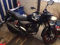 Ksr Code 125 for sale £400